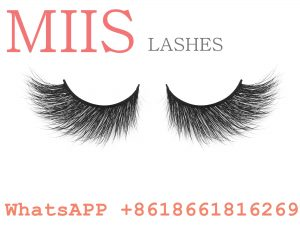 real mink clear lashes
