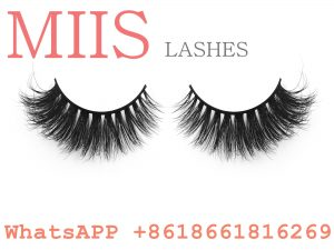 3d real mink false eyelashes