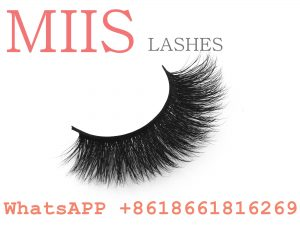 3D mink lashes false lashes